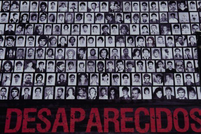 Desapariciones en Bolivia