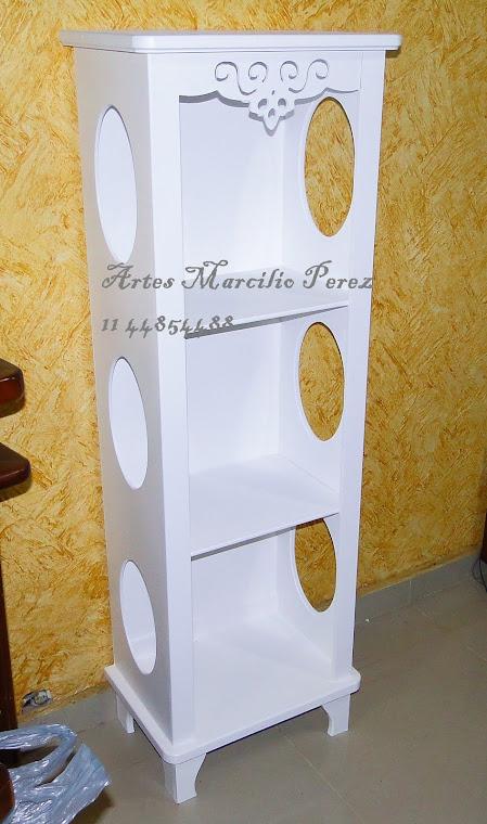 Cristaleira Provençal Oval R$ 340,00