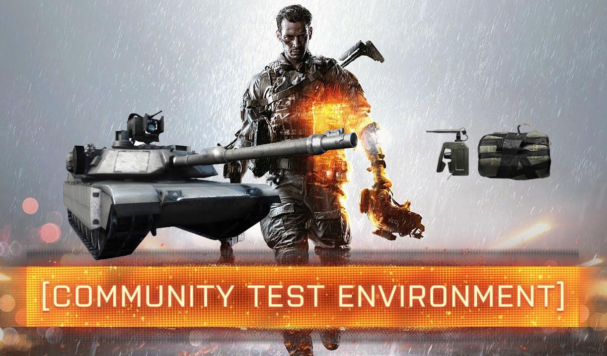 C4 e efeito do tiro de tanks sofrem mudanças no Battlefield 4 CTE
