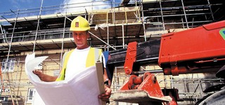 Construction sites with CSCS