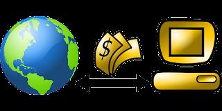 Mencari Uang di Intenet yang Cocok Bagi Pemula