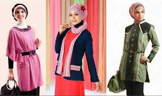 baju muslim remaja formal