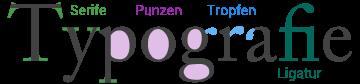 Serifen sind feine Linien am Ende eines Buchstabenstrichs quer zu seiner Grundrichtung