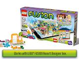LEGO FUSION Resort Designer