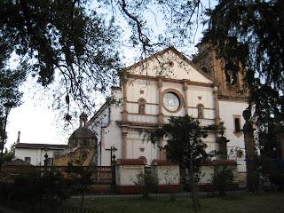 Basilica en Patzcuaro