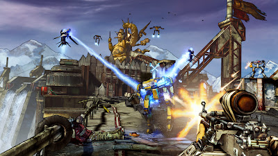 Borderlands 2 Studio Interview 1: Concept