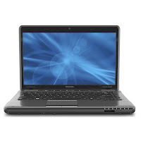 Toshiba Satellite P740-ST6GX1 laptop