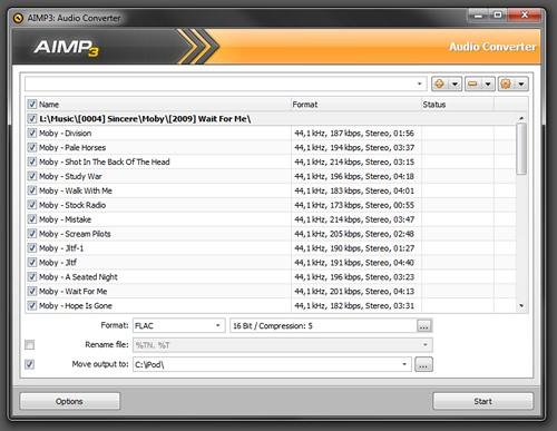 AIMP Audio Converter