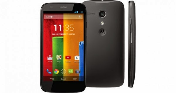 7. Motorola Moto G