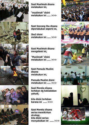 Perbedaan Umat Muslim