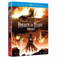Attack on Titan, Part 1 (Blu-ray / DVD Combo)