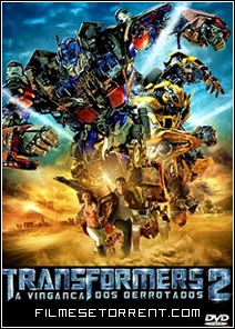 Transformers 2 A Vingança Dos Derrotados Torrent Dual Áudio