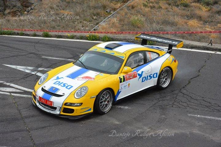 XXV Rallye Villa de Adeje 2015: Cruce La Martela