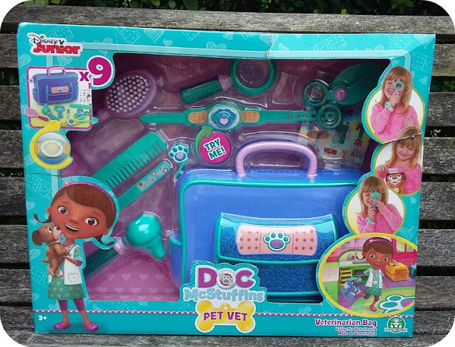Win a Doc McStuffins Pet Vet Bag Giveaway