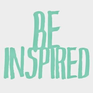 Inspiração sempre!