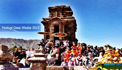 Banjarnegara Siap Gelar Festival Desa Wisata 2015
