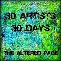 30 artists/30 days