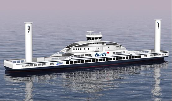 Ferry ecológico