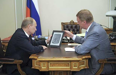 russia makes tablet
