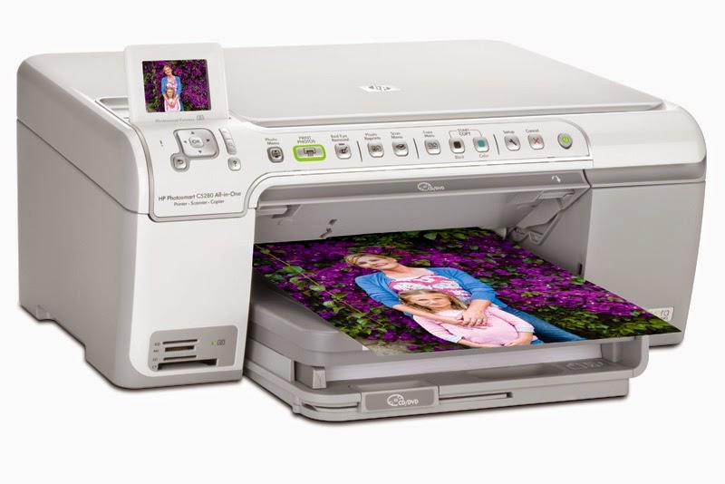 Скачать драйвер на принтер hp photosmart