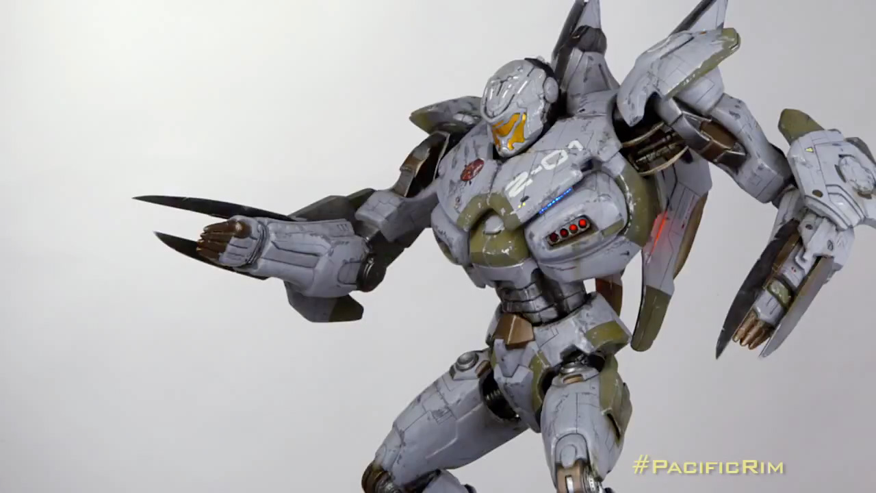 Gipsy Danger JaegerGallery  Pacific Rim Wiki  FANDOM