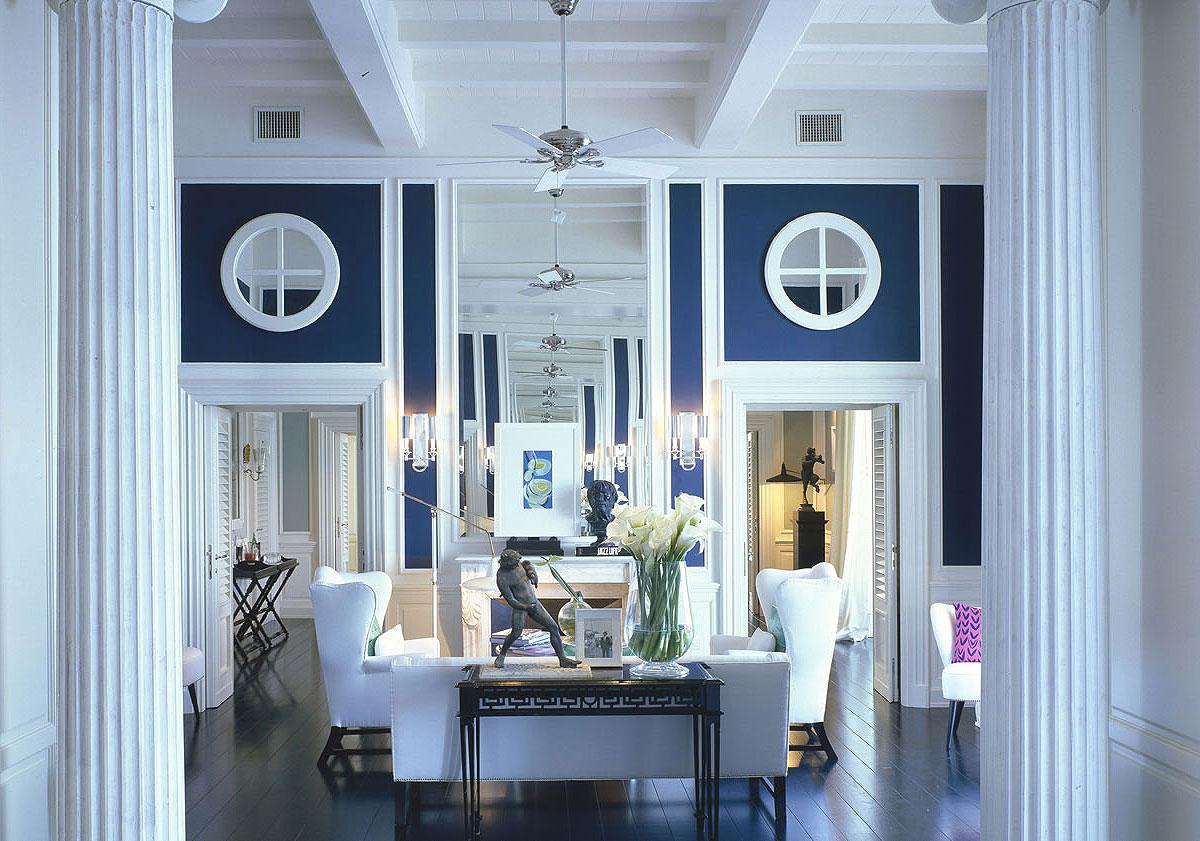 Die Wohngalerie Neoklassik Ein Tr Gerisch Ordentlicher Stil