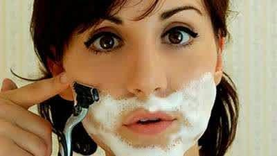 cara mengatasi kumis tipis pada wanita
