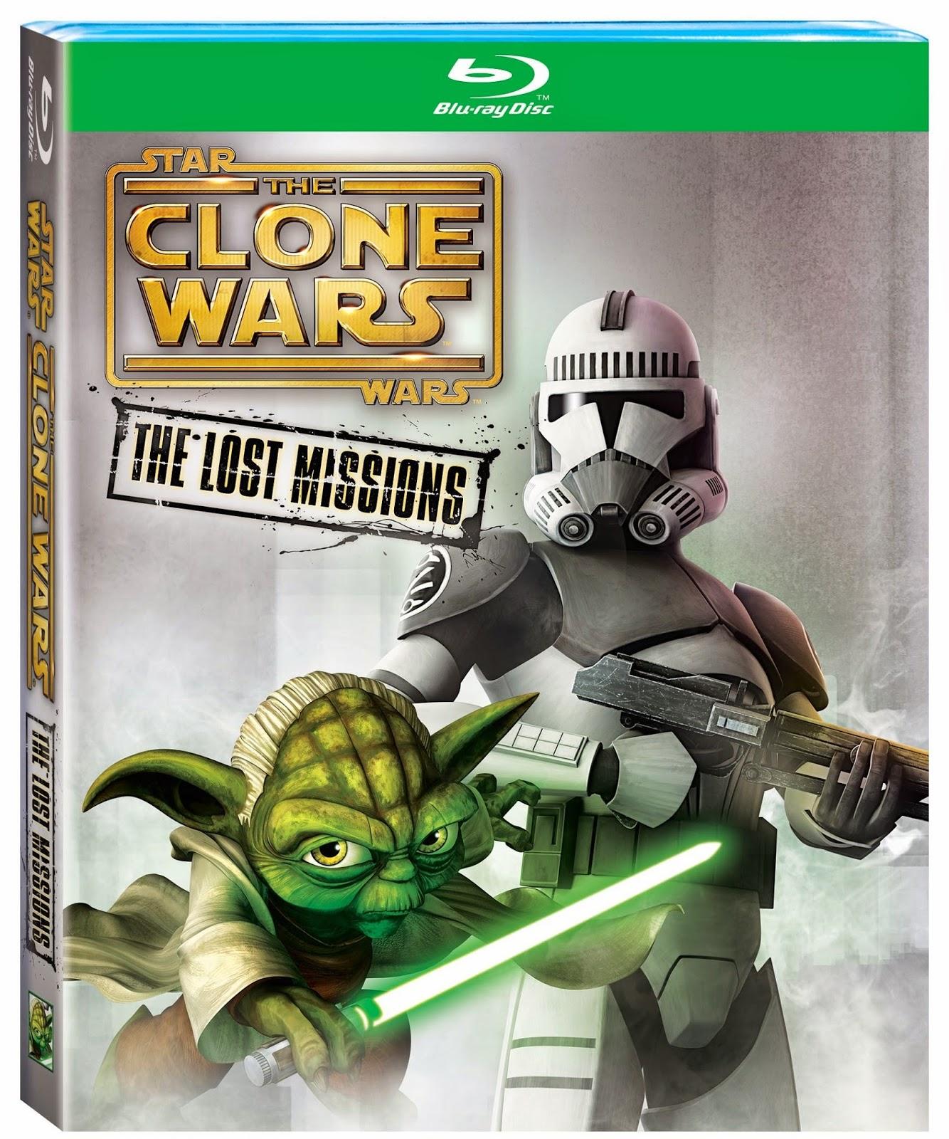 review u0027the clone wars the lost missions u0027 box set the star