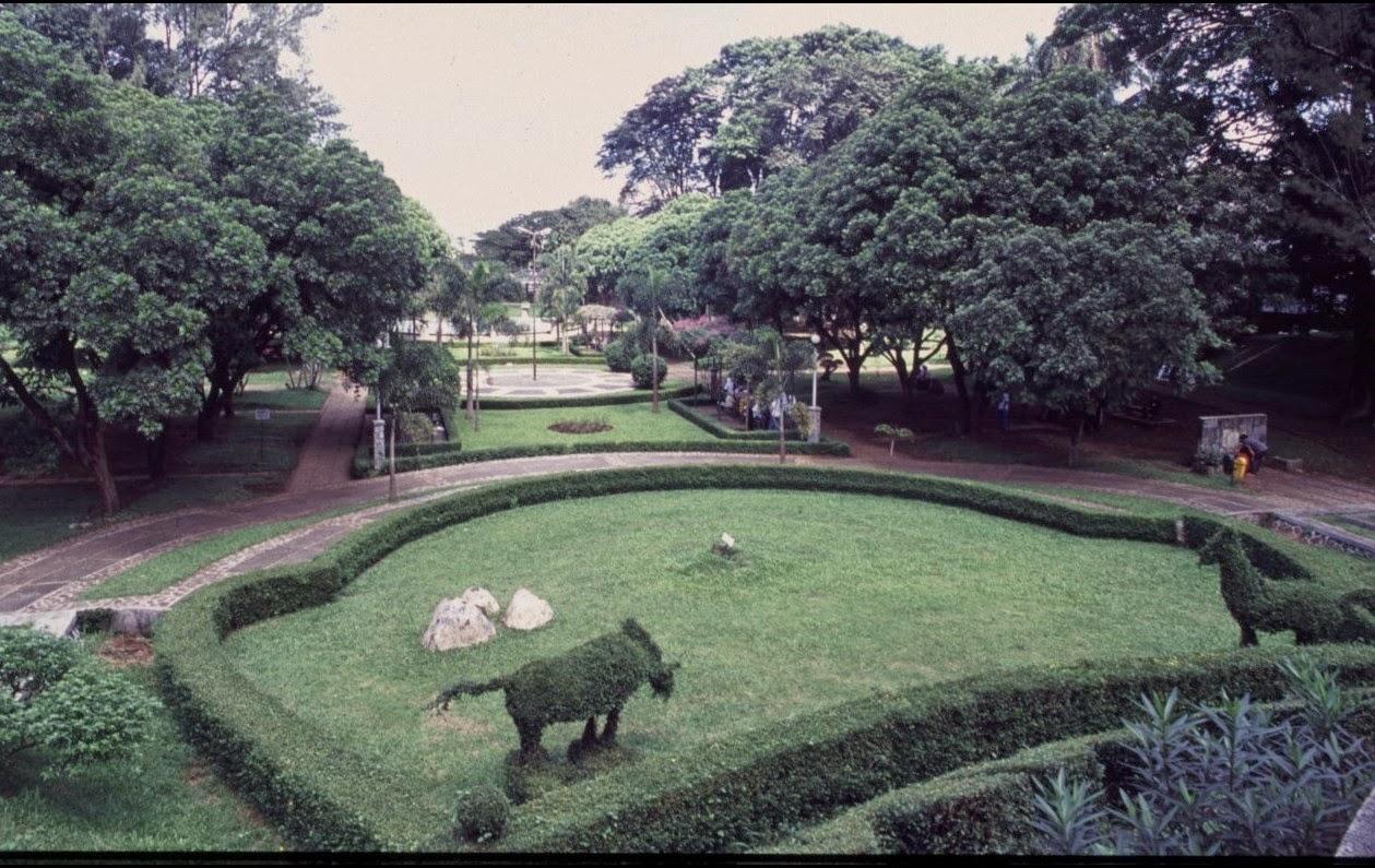 Tempat Wisata Terpopuler di Bandung Taman Ganesha