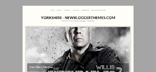 Yorkshire Blogger Template IS a Clean And Simple Free PRemium Blogger Template