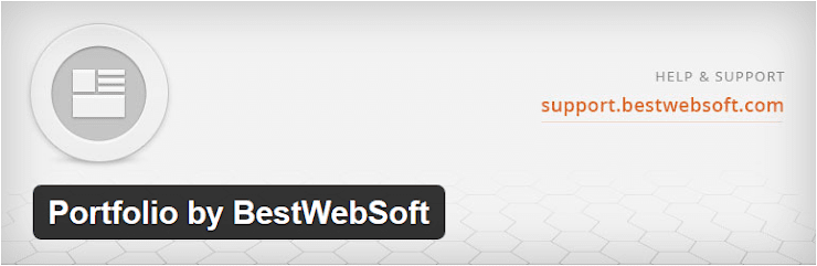 Portfolio plugin by BestWebSoft