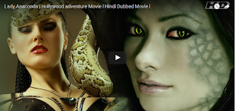 Lady Anaconda HD Movie