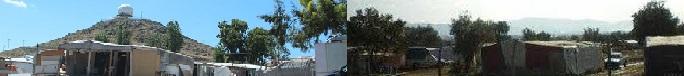 Ο Καταυλισμός των τσιγγάνων στην Νέα Αλικαρνασσό