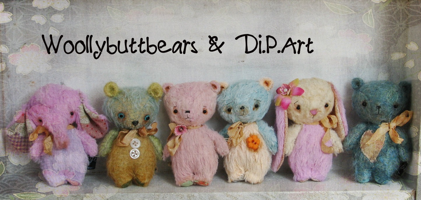 Woollybuttbears & Di.P.Art