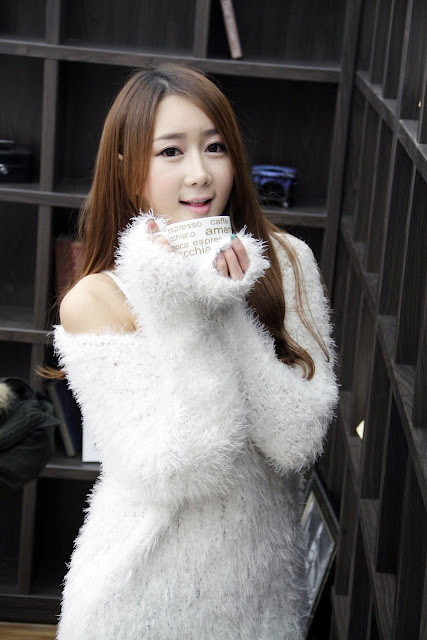 Cute girl Han Chae Yee