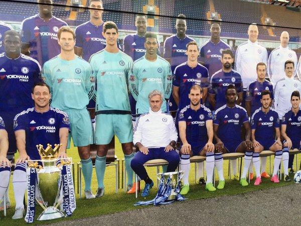 Dos sponsors entierran la última señal de Mourinho en el Chelsea
