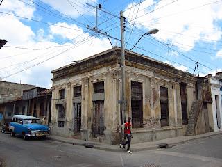 Santiago de Cuba streets