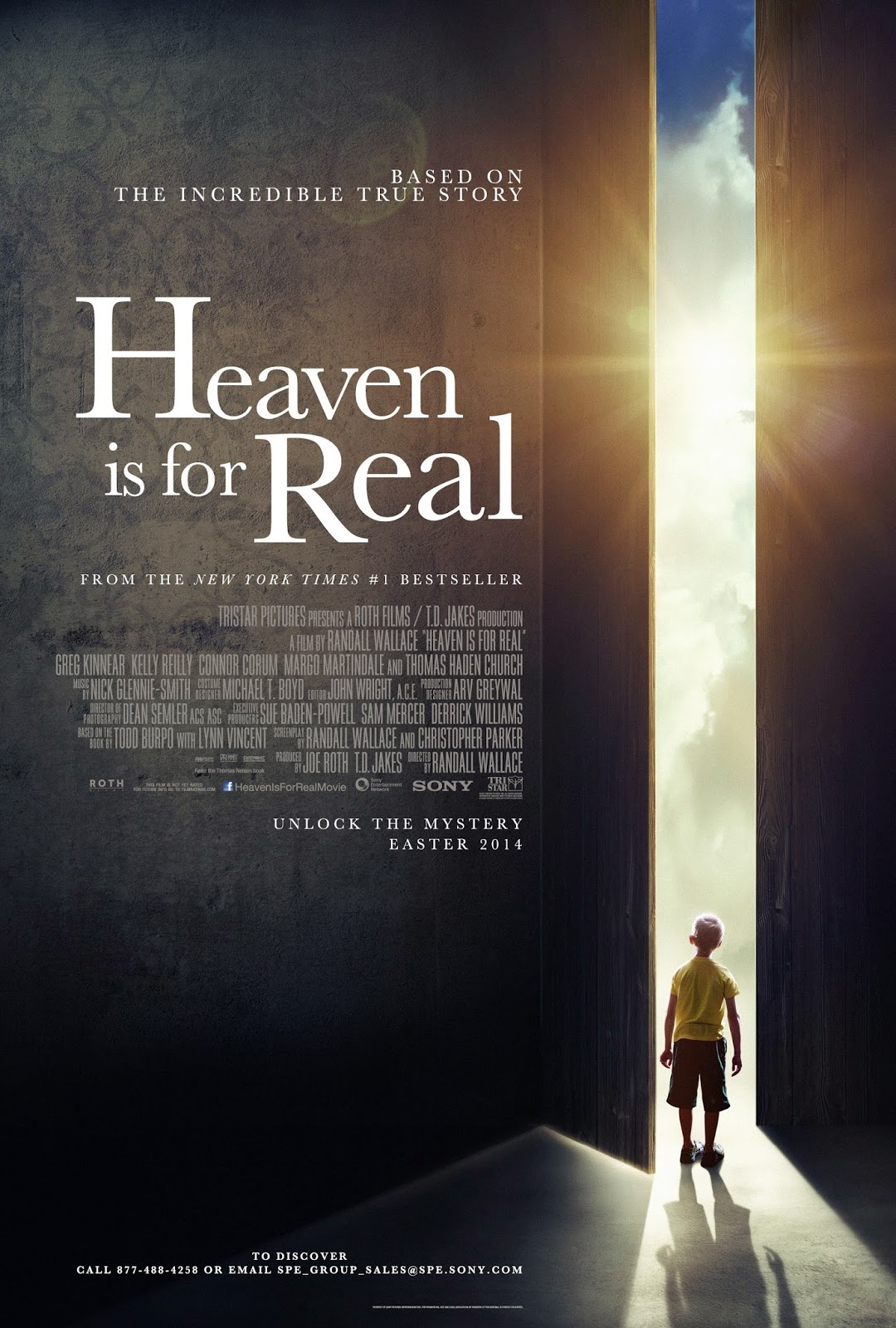 Watch Heaven Is For Real Online Free