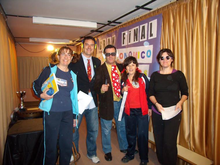 Noche de los cuentos 2012