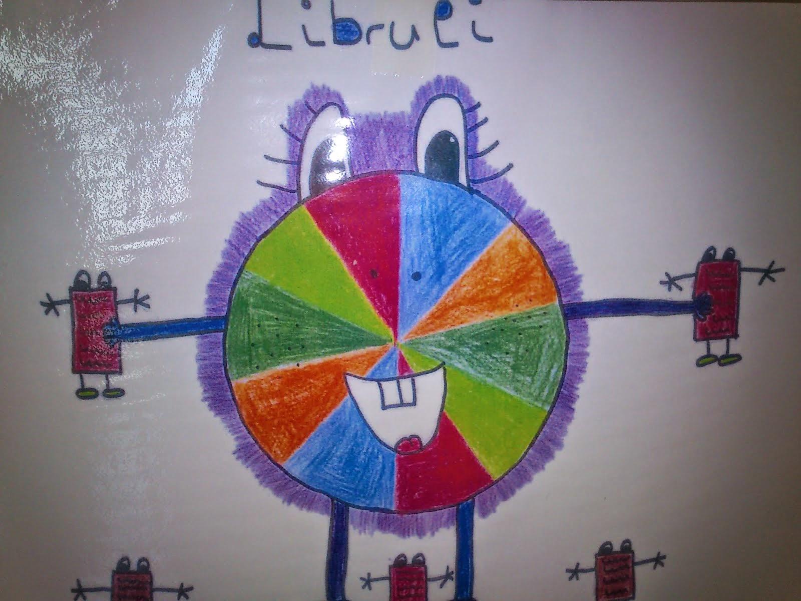 Nuestra mascota, Libruli.