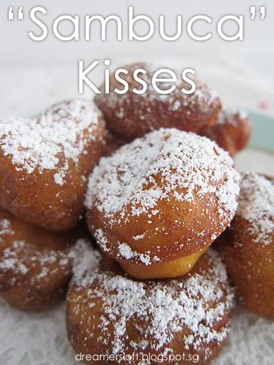 "DreamersLoft: ""Sambuca"" Kisses by Nigella Lawson"