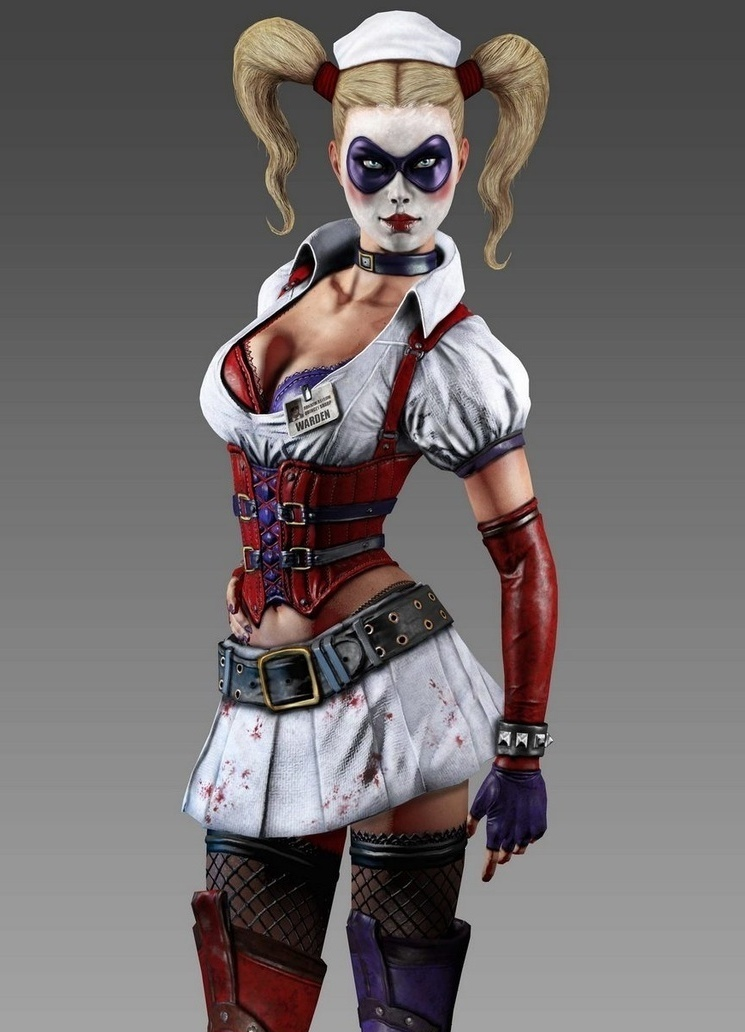 """SYNTHIA.CA: """"Suicide Squad"""" - Enter 'Harley Quinn'"""