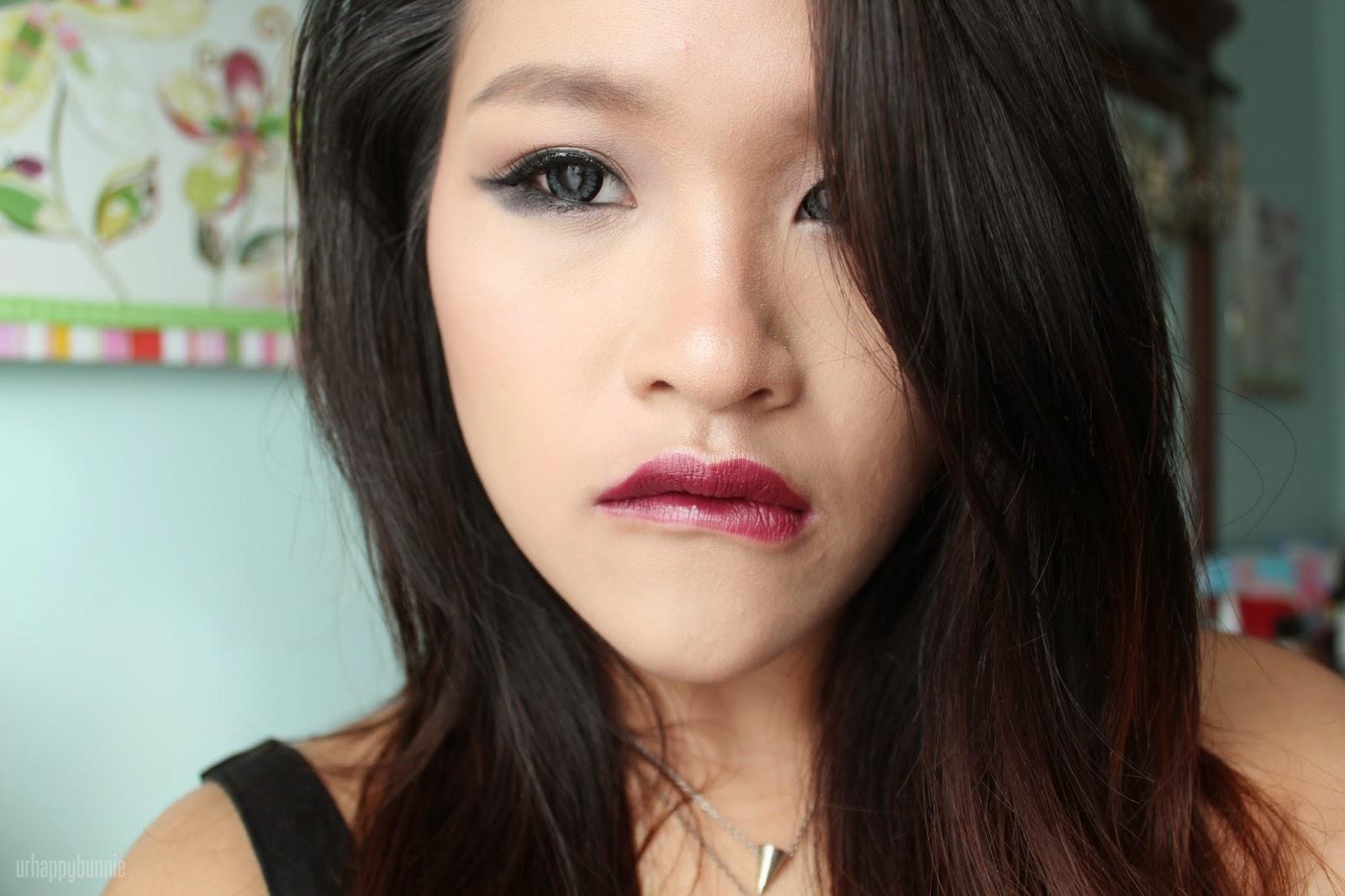 Urhappybunnie Kpops Bad Girls Lee Hyori Cl Hyuna Makeup Look