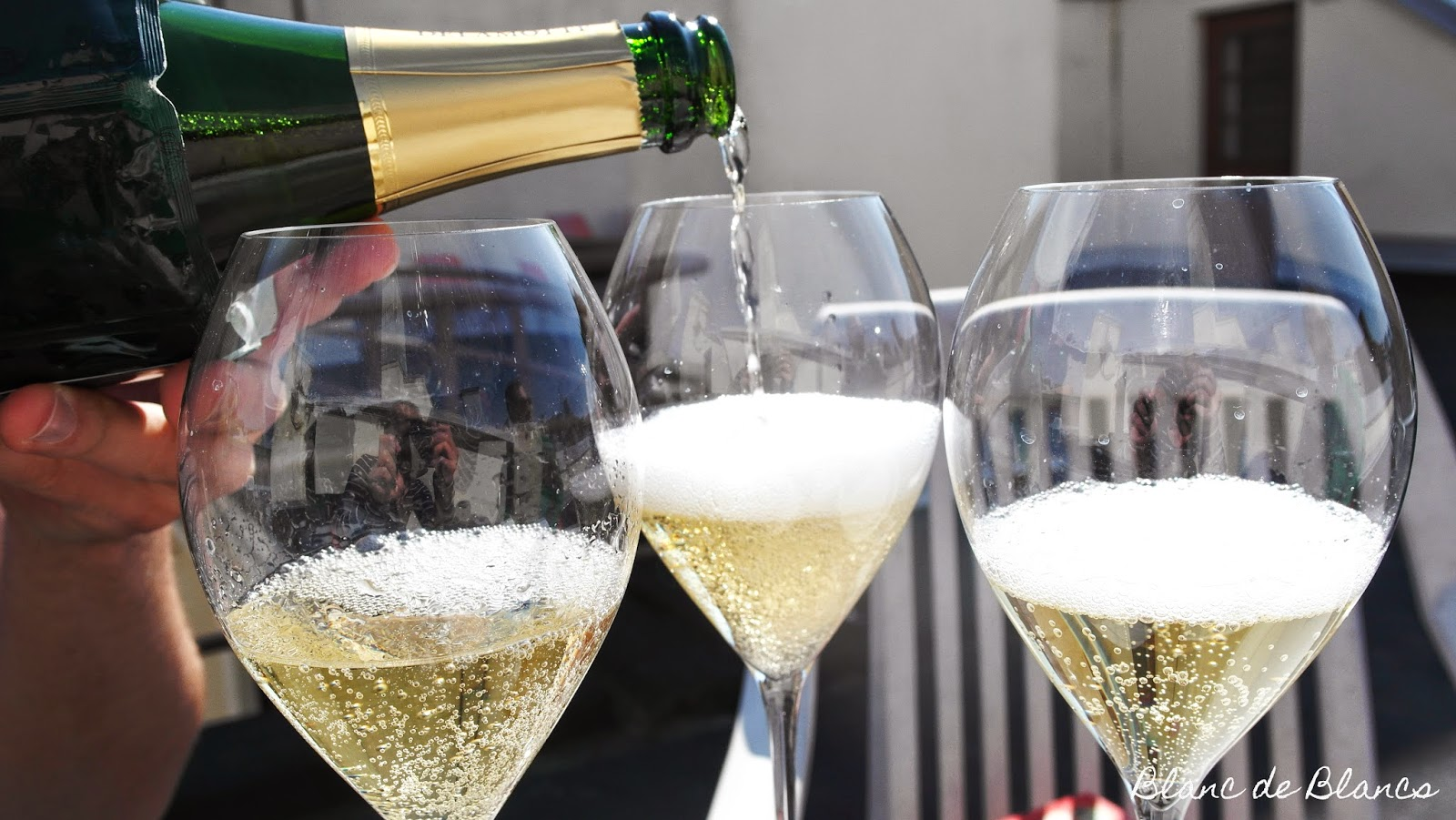 Champagne Delamotte - www.blancdeblancs.fi