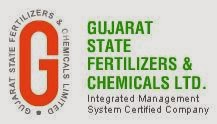 JOBS VACANCY OPEN AT GUJARAT STATE FERTILIZERS & CHEMICALS LIMITED IN DECEMBER 2013