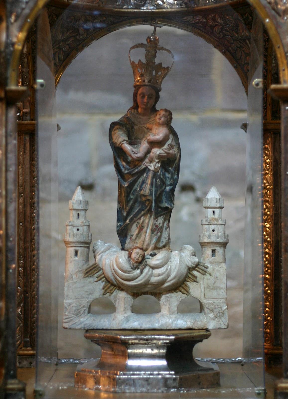 jesusario virgen de la vega patrona de benavente