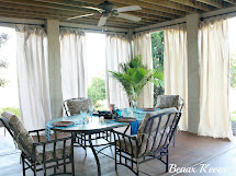 Beaux 'eves Sew Outdoor Curtains
