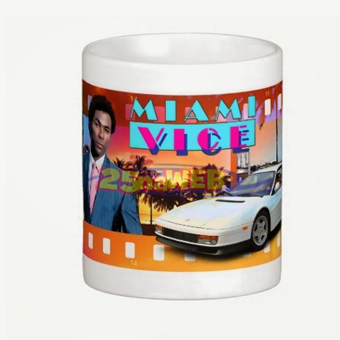 Loja - Miami Vice caneca