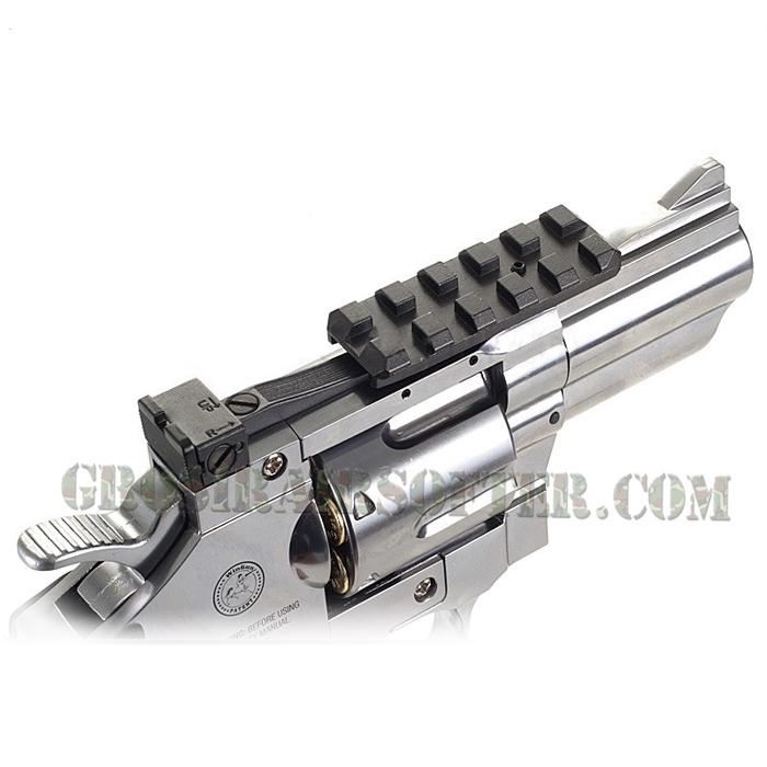 Revolver 708 Silver