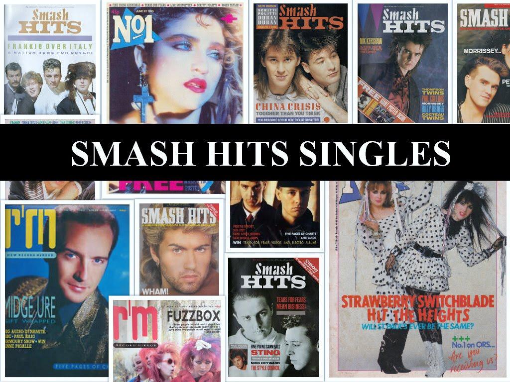 Smash Hits Singles